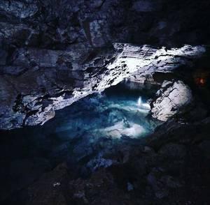 Σπηλιές Kungur Ice Caves στη Ρωσία