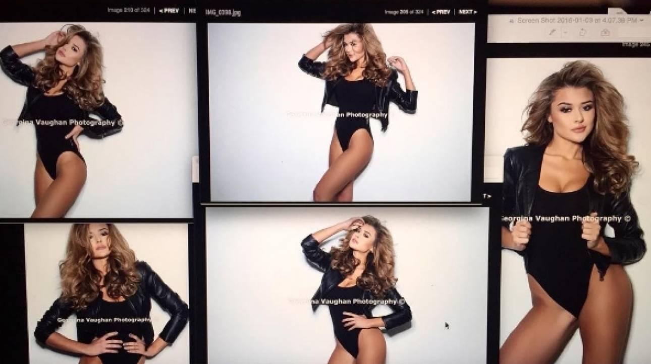 Η κωφή Ελληνοαμερικανίδα Elena LaQuatra διεκδικεί τον τίτλο Miss USA με δύναμη ζωής
