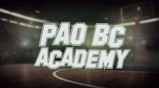 PAO BC Academy - Creating The Future - Season 2016-2017