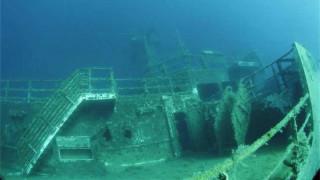 Ναυάγιο Ζηνοβία: Κατάδυση στα κρυστάλλινα νερά της Κύπρου