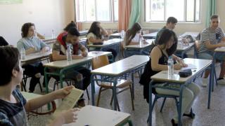 Πανελλήνιες 2016: Στα αρχαία ελληνικά και στα μαθηματικά εξετάζονται οι μαθητές