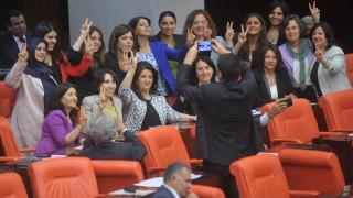 Τουρκία: Πρώτο βήμα για την άρση της ασυλίας Κούρδων βουλευτών