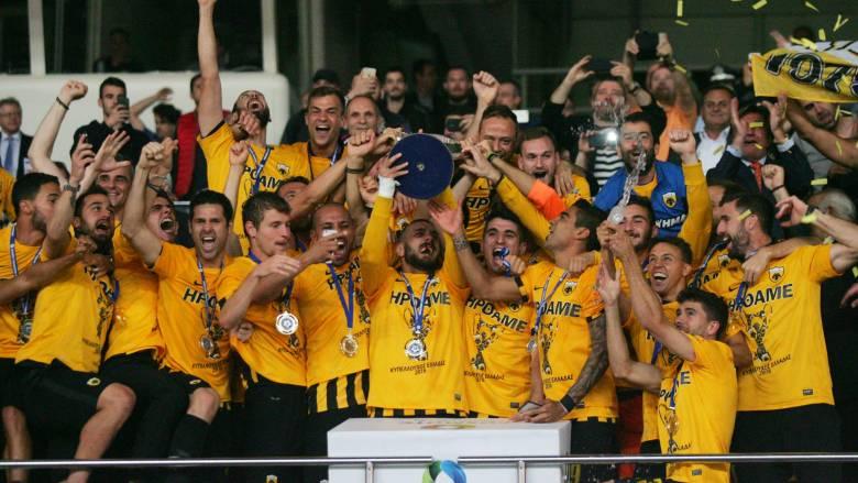 Το επίσημο video της ΠΑΕ ΑΕΚ για την κατάκτηση του Κυπέλλου