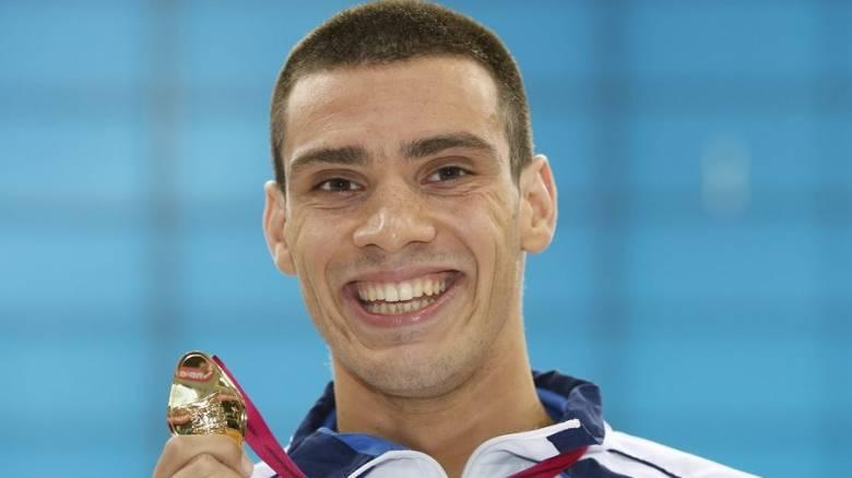 Χρυσό μετάλλιο ο Βαζαίος στο Ευρωπαϊκό Πρωτάθλημα Υγρού Στίβου