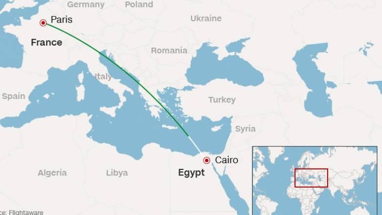 Egypt Air: Ξεκίνησαν οι έρευνες εντοπισμού του αεροσκάφους