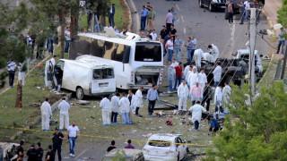 Οι ΗΠΑ προειδοποιούν την Τουρκία για πιθανή τρομοκρατική επίθεση μέσα στη μέρα