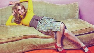 Η Cara Delevingne ξέρει τι θα φορέσεις το φθινόπωρο του 2016