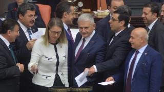Ο Μπιναλί Γιλντιρίμ είναι ο νέος πρωθυπουργός της Τουρκίας