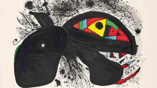 Στο σφυρί για τους πρόσφυγες 28 πίνακες του Χουάν Μιρό