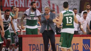 Μεγάλη νίκη του Παναθηναϊκού στην έδρα του Ολυμπιακού για το 1-0 στον τελικό της Α1 μπάσκετ