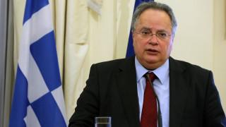 Τι δήλωσε ο Ν. Kοτζιάς για το αεροπορικό δυστύχημα της Egypr Air
