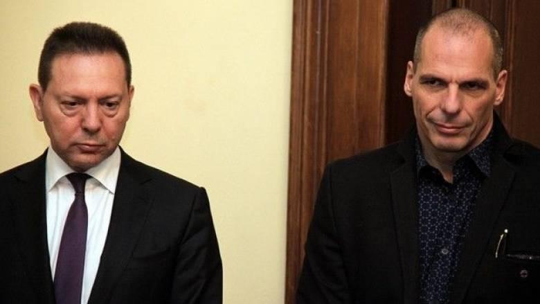 Στουρνάρας: Η γενναία διαπραγμάτευση Βαρουφάκη στοίχισε 86 δισ. ευρώ
