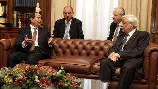 Συλλυπητήρια Παυλόπουλου προς τον πρόεδρο της Αιγύπτου