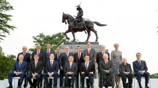 G7: Χαμηλές προσδοκίες για κοινή στρατηγική για την ανάπτυξη