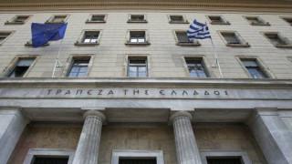 Έλλειμμα 2,3 δισ. ευρώ στο ισοζύγιο συναλλαγών στο πρώτο τρίμηνο 2016