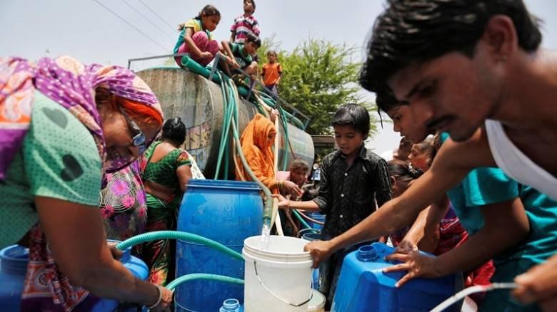 Καταγράφηκε η υψηλότερη θερμοκρασία στην Ιστορία της Ινδίας