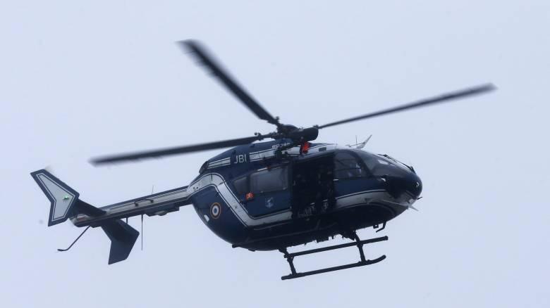 Γαλλία: Τέσσερις νεκροί σε συντριβή ελικοπτέρου της αστυνομίας