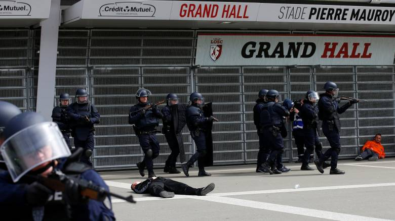 Έκθεση Γερμανικής Υπηρεσίας προειδοποιεί για χτύπημα Ισλαμιστών στο EURO 2016