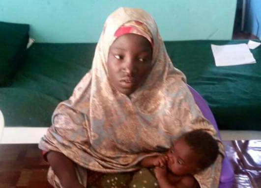 Boko Haram Amina Chibok 2016 05 18T200649Z 592159878 S1BETEUTSZAC RTRMADP 3 NIGERIA SECURITY GIRLS