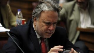 Κατρούγκαλος: Iδεοληπτική η θέση του ΔΝΤ για ομαδικές απολύσεις
