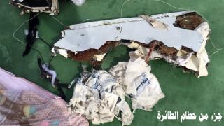 Egyptair: Οι πρώτες εικόνες από τα συντρίμμια του αεροσκάφους
