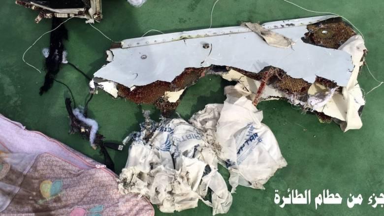 EgyptAir: Ζητούν βοήθεια οι Αιγύπτιοι για τα μαύρα κουτιά – το πρώτο ηχητικό του πιλότου