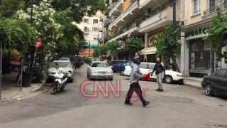Εκκενώθηκε από αντιεξουσιαστές η πλατεία Αγίου Παντελεήμονα