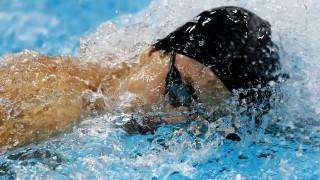 Για 4 εκατοστά του δευτερολέπτου έχασε το χάλκινο μετάλλιο στα 50 μέτρα ελεύθερο ο Γκολομέεφ