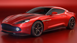 H Zagato παρουσίασε την haute couture έκδοση της Aston Martin Vanquish