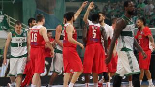 Νίκη του Ολυμπιακού στο ΟΑΚΑ επί του ΠΑΟ στον δεύτερο τελικό της Α1 μπάσκετ και 1-1 στην σειρά