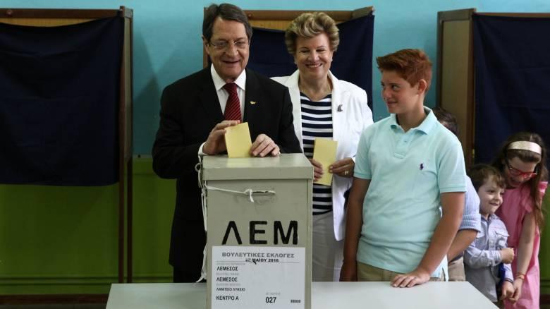 Εκλογές Κύπρος 2016: Νικητής ο ΔΗΣΥ και η αποχή