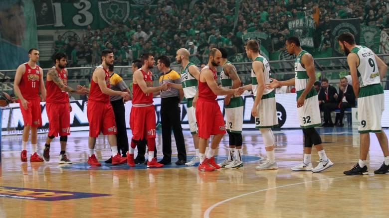 Οι πρωταγωνιστές του 2ου τελικού στην Α1 μπάσκετ μίλησαν μετά το 66-68 του Ολυμπιακού