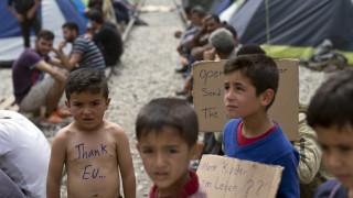Έκθεση σοκ της ΕΕ για τα ασυνόδευτα προσφυγόπουλα