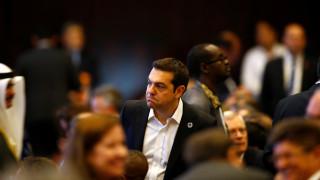 Α. Τσίπρας: Χρειαζόμαστε ένα νέο όραμα που να αφορά την ανθρωπιστική βοήθεια