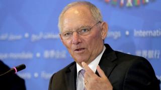 Στο Eurogroup παραπέμπει η εκπρόσωπος του Σόιμπλε