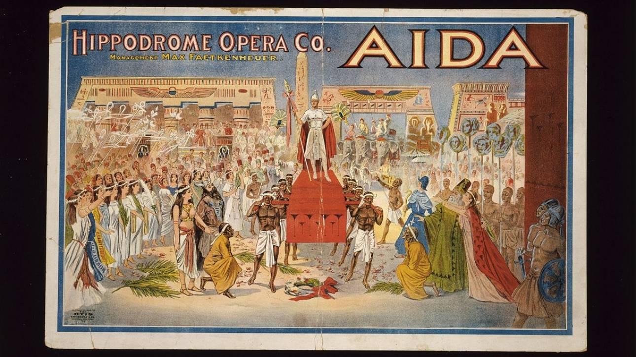 Με την Αΐντα του Βέρντι η Εθνική Λυρική Σκηνή ανοίγει το φετινό Φεστιβάλ Αθηνών