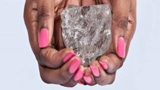 Το δεύτερο μεγαλύτερο διαμάντι στον κόσμο αναζητά αγοραστή
