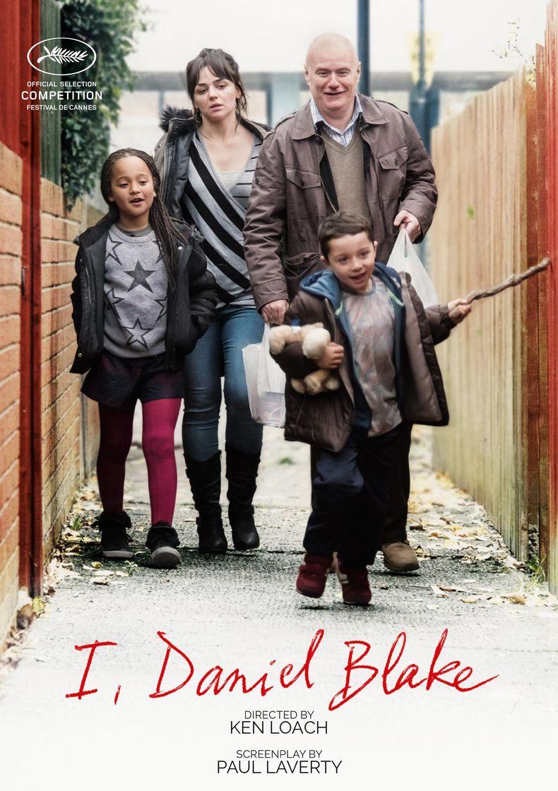 I Daniel Blake Movie Poster 18 X 28