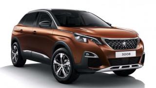Το νέο Peugeot 3008 εξελίχθηκε σε κανονικό SUV