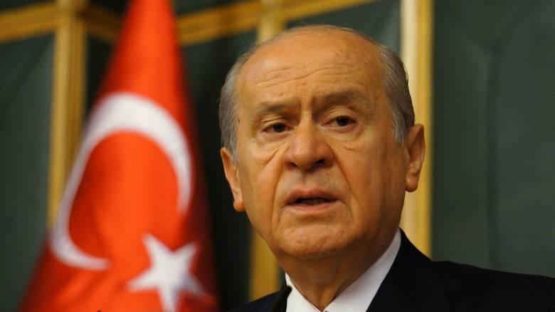 Κατά του προεδρικού συστήματος οι Τούρκοι εθνικιστές