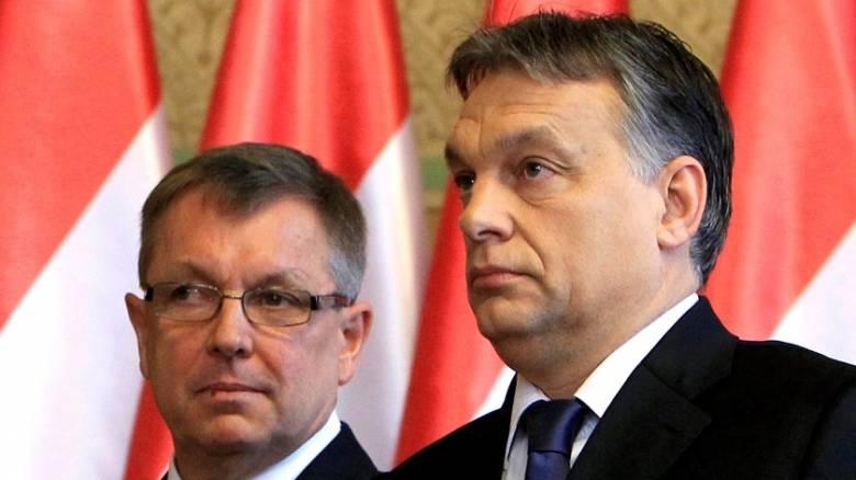 Υπεξαίρεση 1 δις από τον κεντρικό τραπεζίτη της Ουγγαρίας