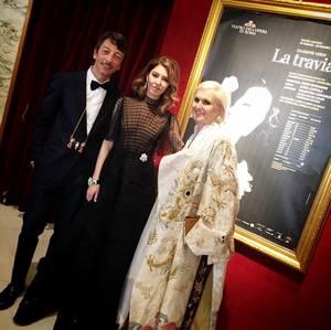 Pierpaolo Piccioli, Σοφία Κόππολα και Maria Grazia Chiuri