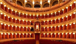 Η Όπερα της Ρώμης λίγο πριν γίνει ένα πανηγύρι λυρισμού
