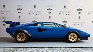 Όλα τα καταπληκτικά αυτοκίνητα του Concorzo d' Eleganza Villa d' Este