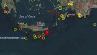Σεισμός-Κρήτη: Συνέχεια του σεισμού της Καρπάθου λέει ο Ε. Λέκκας