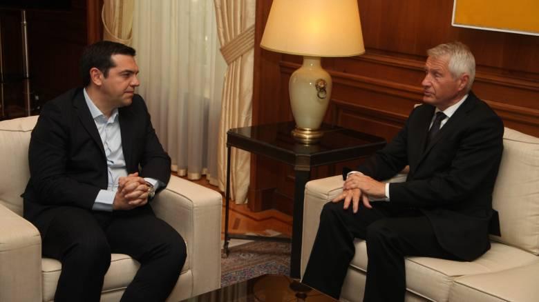 Α. Τσίπρας: Πολύτιμη η συνεισφορά του Συμβουλίου της Ευρώπης για την Ελλάδα