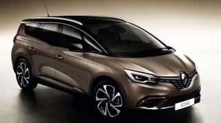 Στο νέο Renault Grand Scenic τα πάντα ειναι μεγάλα, από τους χώρους μέχρι τις ζάντες