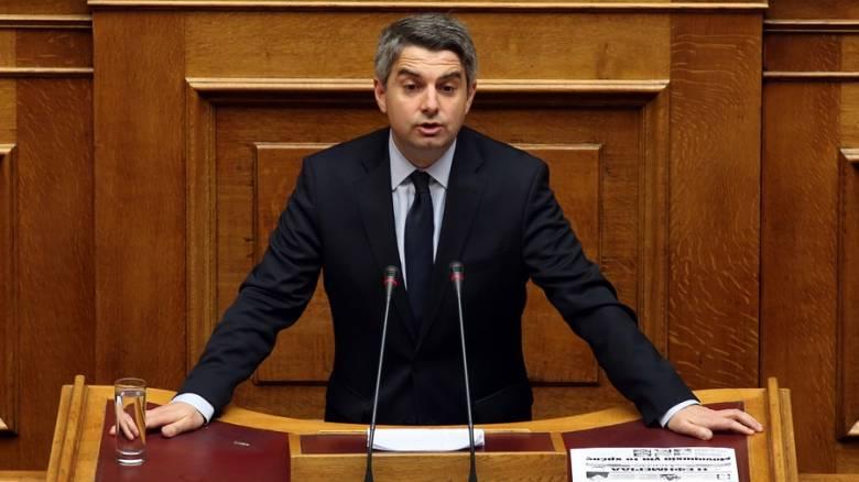 """Κωνσταντινόπουλος: Να μην αποδειχθεί αυταπάτη η """"αθηναϊκή Ριβιέρα"""""""