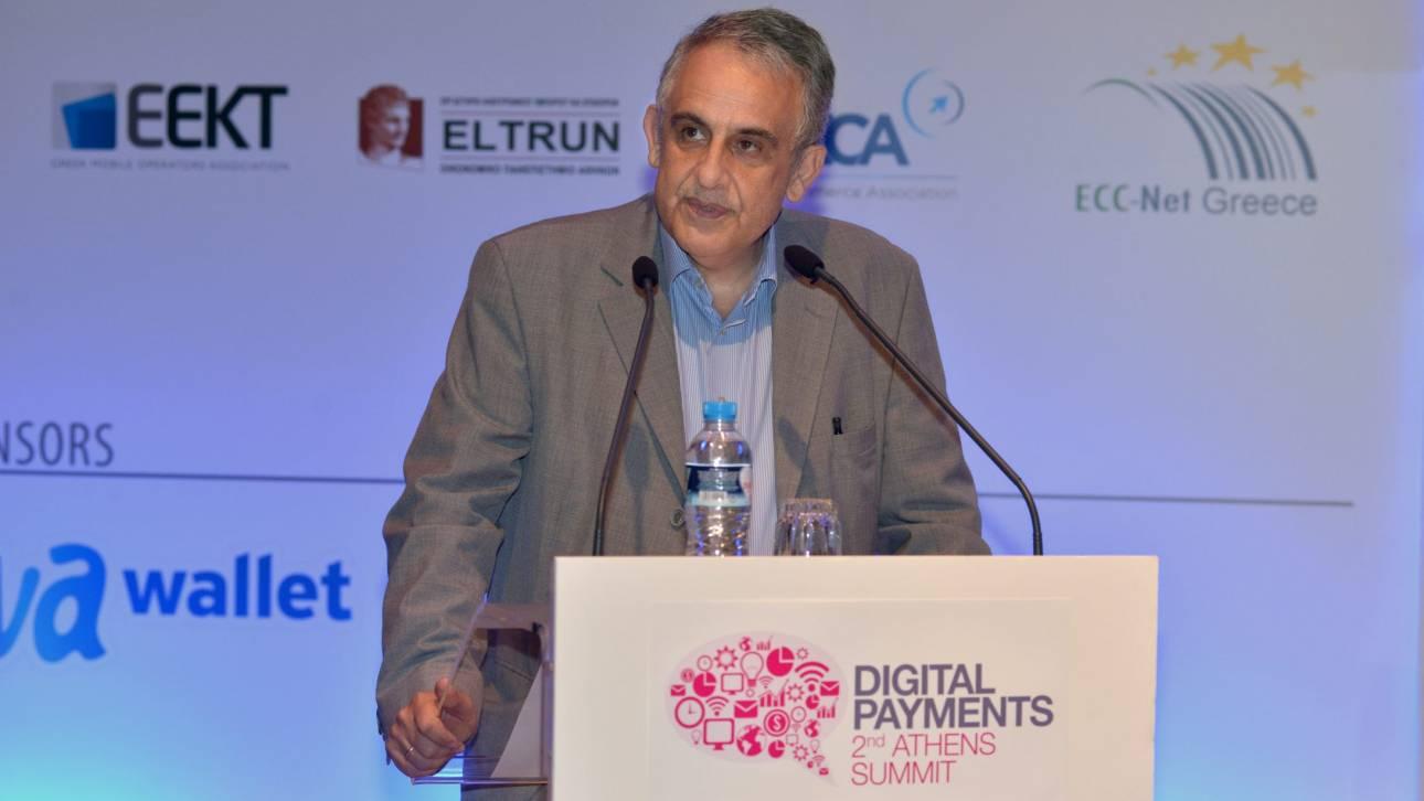 Δράσεις για την ενίσχυση των ηλεκτρονικών συναλλαγών εξήγγειλε ο γ.γ. Εμπορίου