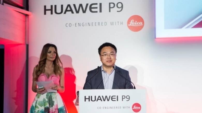 Εντυπωσιακή παρουσίαση για το νέο Huawei P9–το πρώτο smartphone στον κόσμο με dual-lens Leica